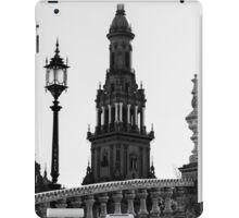 Seville - Plaza de Espana iPad Case/Skin