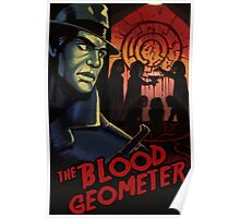 The Blood Geometer Poster