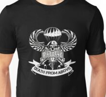 Airborne T-shirt , airborne death from above Unisex T-Shirt