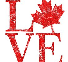 Canadian Love Affair by Garaga