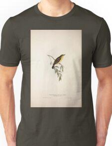 John Gould The Birds of Europe 1837 V1 V5 132 Melodious Willow Wren Unisex T-Shirt