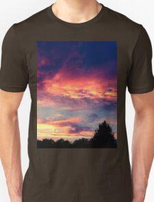 Suburban evening  T-Shirt