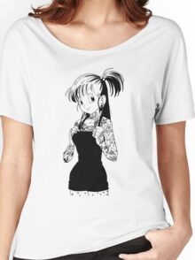 Pit Mami Bulma Women's Relaxed Fit T-Shirt