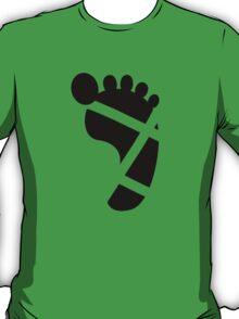 Sandals Foot Tan Line T-Shirt