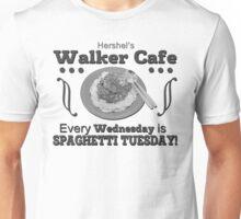 Hershel's Walker Cafe Unisex T-Shirt