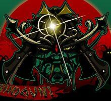 SHOGUN! by Primogenitor34