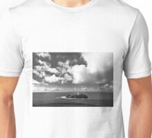 Clouds Over Godrevy Lighthouse Unisex T-Shirt