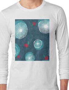 Mushrooms and berries Long Sleeve T-Shirt