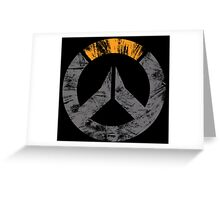 OVERWATCH Greeting Card
