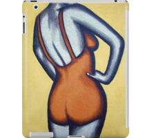 In the Sand #1 iPad Case/Skin