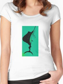 Sailfish Women's Fitted Scoop T-Shirt