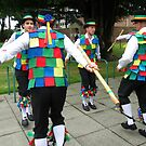 The Morris Dancers by MidnightMelody
