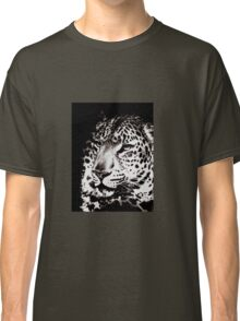 FAST AND FURIOUS BLACK AND WHITE LEOPARD Classic T-Shirt