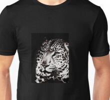 FAST AND FURIOUS BLACK AND WHITE LEOPARD Unisex T-Shirt
