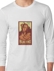Rolling Stones Ice Cream Long Sleeve T-Shirt