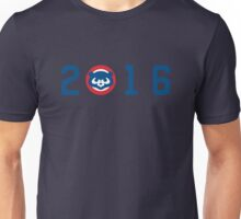 Cubs 2016 - blue Unisex T-Shirt