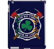 Fir na Tine - Men of Fire iPad Case/Skin