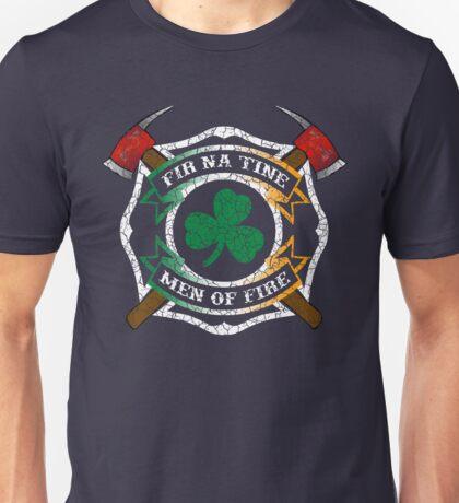 Fir na Tine - Men of Fire Unisex T-Shirt