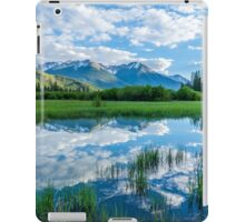 Vermilion Lakes iPad Case/Skin