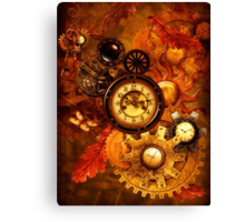 Autumnal Equinox Canvas Print