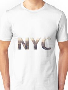 New York (NYC) Unisex T-Shirt