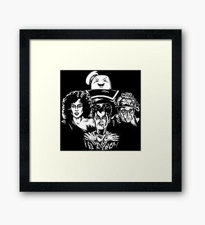 Gozerian Rhapsody Framed Print