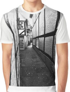point of wiew of bremen Graphic T-Shirt