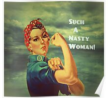 Such A Nasty Woman Poster