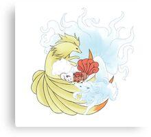 Pokemon hope you like Canvas Print