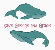 Star Trek: Save George and Gracie by DrNotanartist