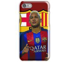 Barcelona Neymar iPhone Case/Skin