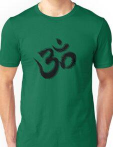 Ancient Rippling OM Symbol Unisex T-Shirt