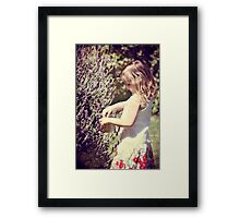 Childs play, do you remember? Framed Print