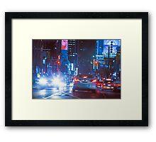 Yonge & Gerrard - Toronto Framed Print