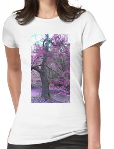 Fantasy River Bank III Womens Fitted T-Shirt