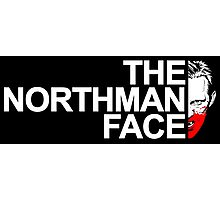 The Northman Face Photographic Print