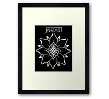 Flower Jewel  Framed Print