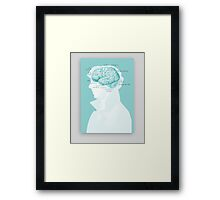 William Sherlock Scott Holmes Framed Print