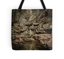 ROCKY-STREAM-121660 Tote Bag
