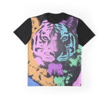 TIGER MULTICOLOR Graphic T-Shirt