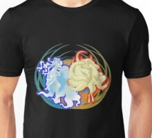 Nine Tales Fire and Ice Unisex T-Shirt