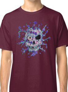 Skull Flower Classic T-Shirt