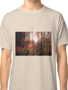 Psychedelic Forest I Classic T-Shirt