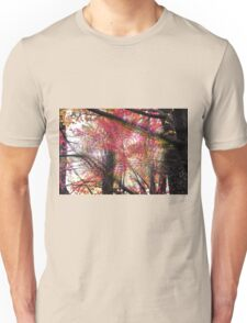 Psychedelic Forest II Unisex T-Shirt