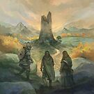 Beyond the Wall - Further Afield by Jon Hodgson