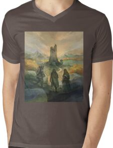 Beyond the Wall - Further Afield Mens V-Neck T-Shirt