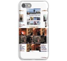 What do we all want? - Recognition....... iPhone Case/Skin