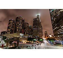 Night In The City Photographic Print