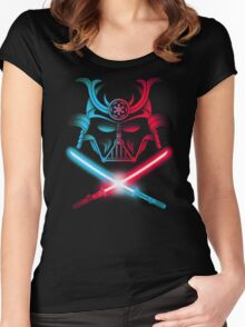 SITH & KATANAS Women's Fitted Scoop T-Shirt