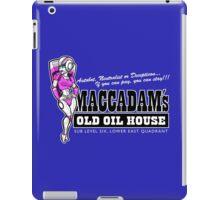 Maccadam's Old Oil House iPad Case/Skin